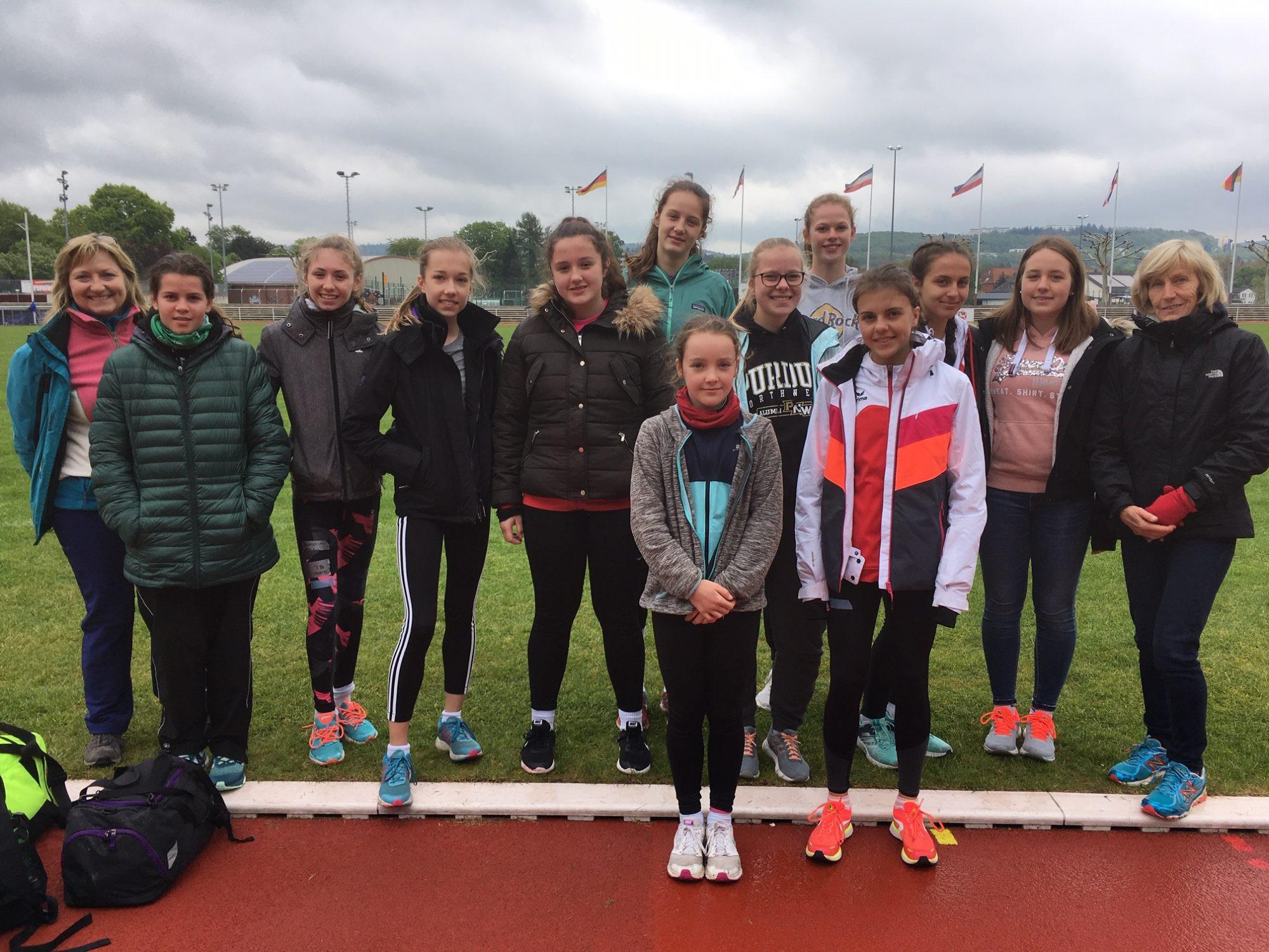Leichtathletik Landesentscheid 2019-3
