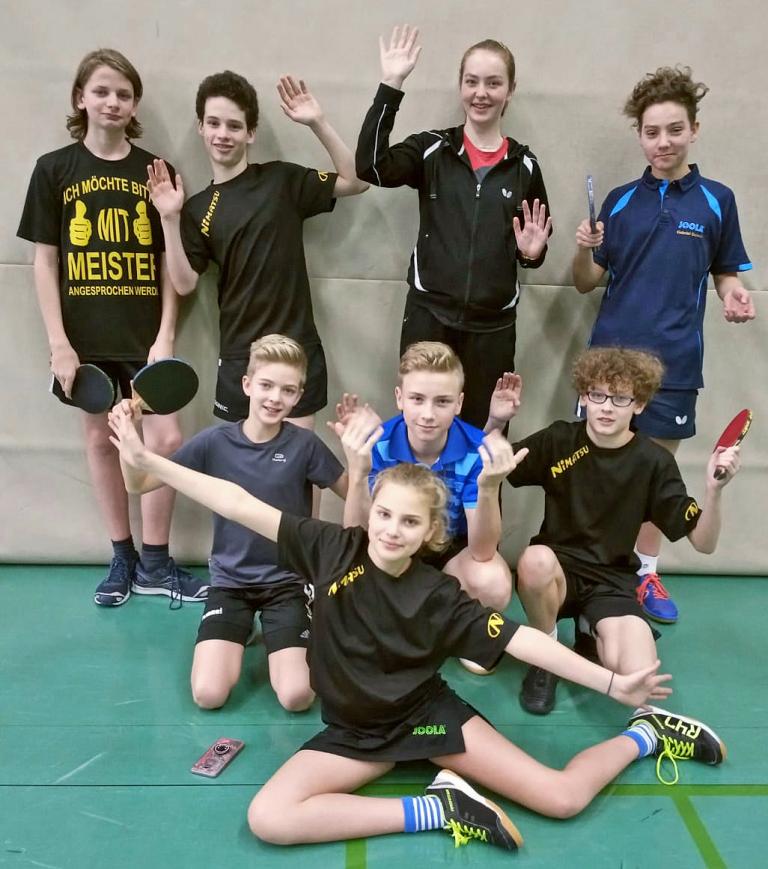 TT_Team der Taunusschule Bad Camberg