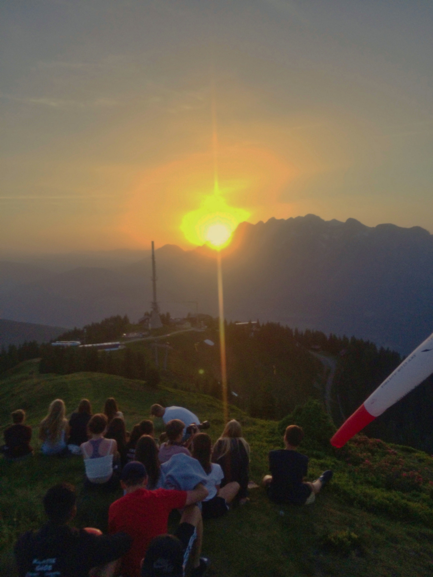 Alpines Wandern 1